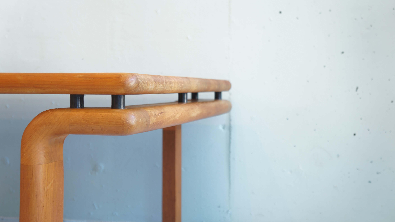 KOMFORT TEAK WOOD Low Table MADE IN DENMARK