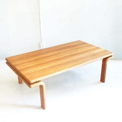 KOMFORT TEAK WOOD Low Table MADE IN DENMARK /デンマーク コンフォート社製 ローテーブル チーク材