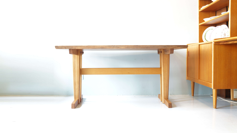 KIJIYA BOOK MATCH DINING TABLE / 雉子舎 キジヤ ブックマッチ ダイニングテーブル