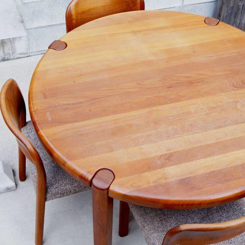 dylund Teak Wood Dining Table made in Denmark / デューロン社製 ダイニングテーブル チーク材 デンマーク製