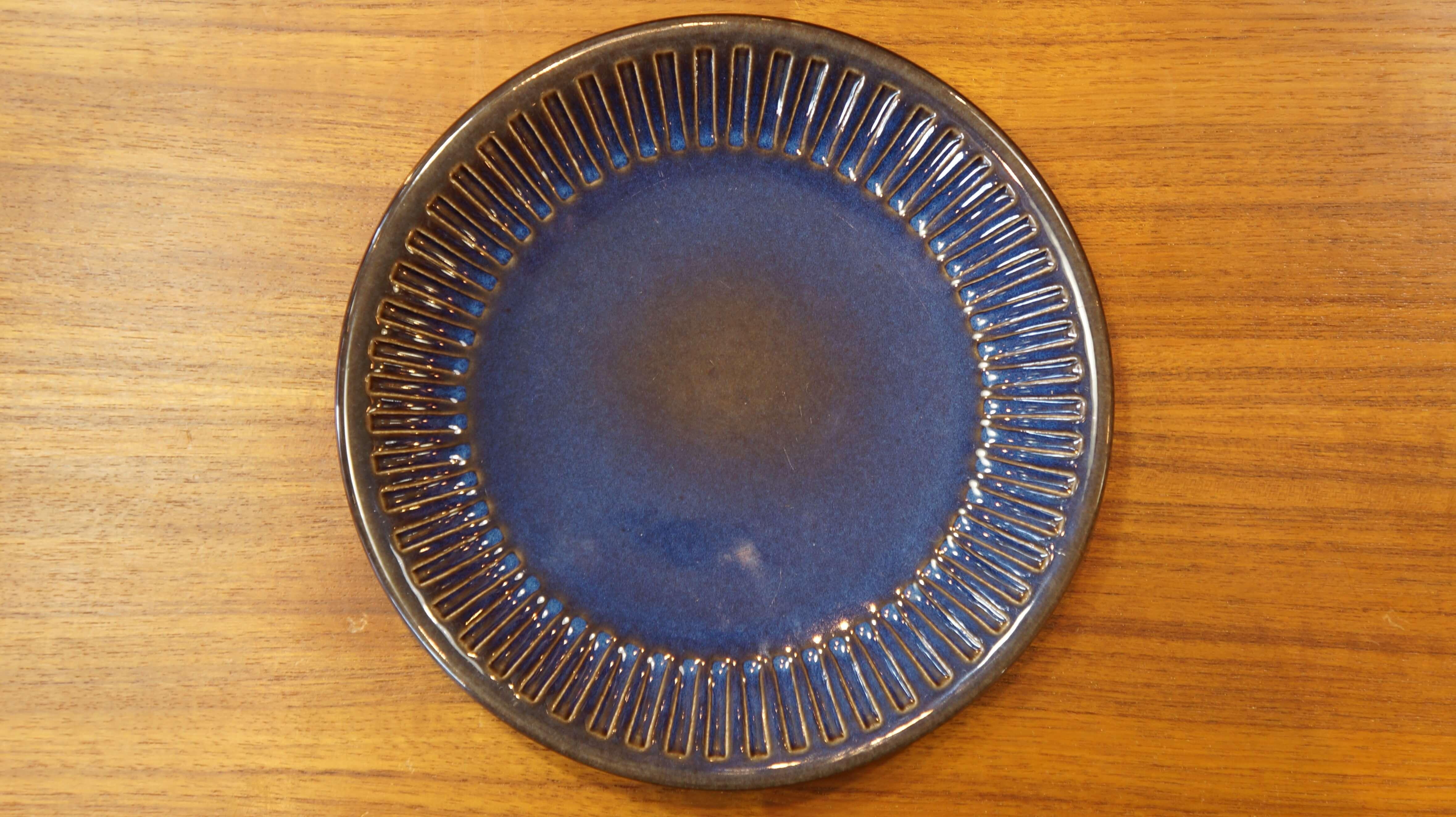 "Gefle ""kosmos"" Plate 19cm/ゲフレ ""コスモス"" プレート 19cm"