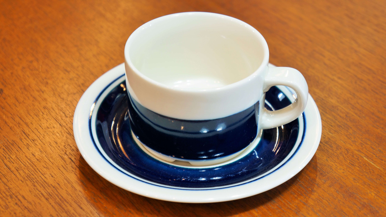 "ARABIA ""kasino"" cup&saucer/アラビア ""カジノ"" カップ&ソーサー"