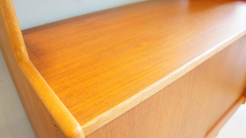 北欧 ビンテージ カップボード/シェルフ/オープンラックDemark Vintage System Shelf