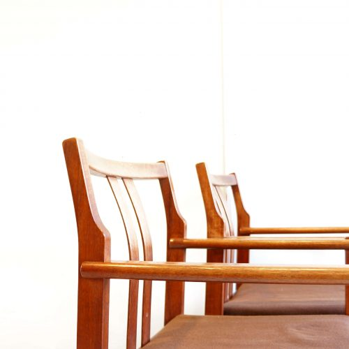Japan Vintage Teak Wood Arm Chair / ジャパン ビンテージ アーム チェア チーク材