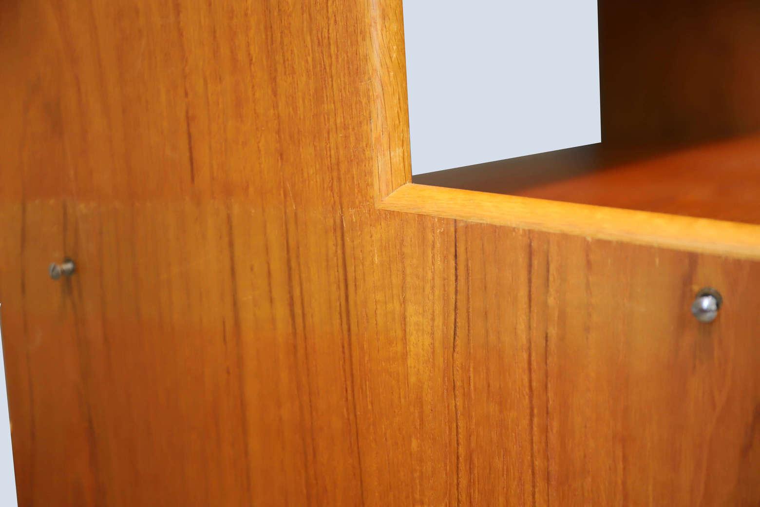 北欧 ビンテージ カップボード/シェルフ/オープンラックDenmark Vintage System Shelf