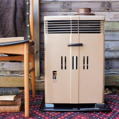 VALOR / Oil Heater バーラー イギリス製 L20 2筒式 石油 ストーブ
