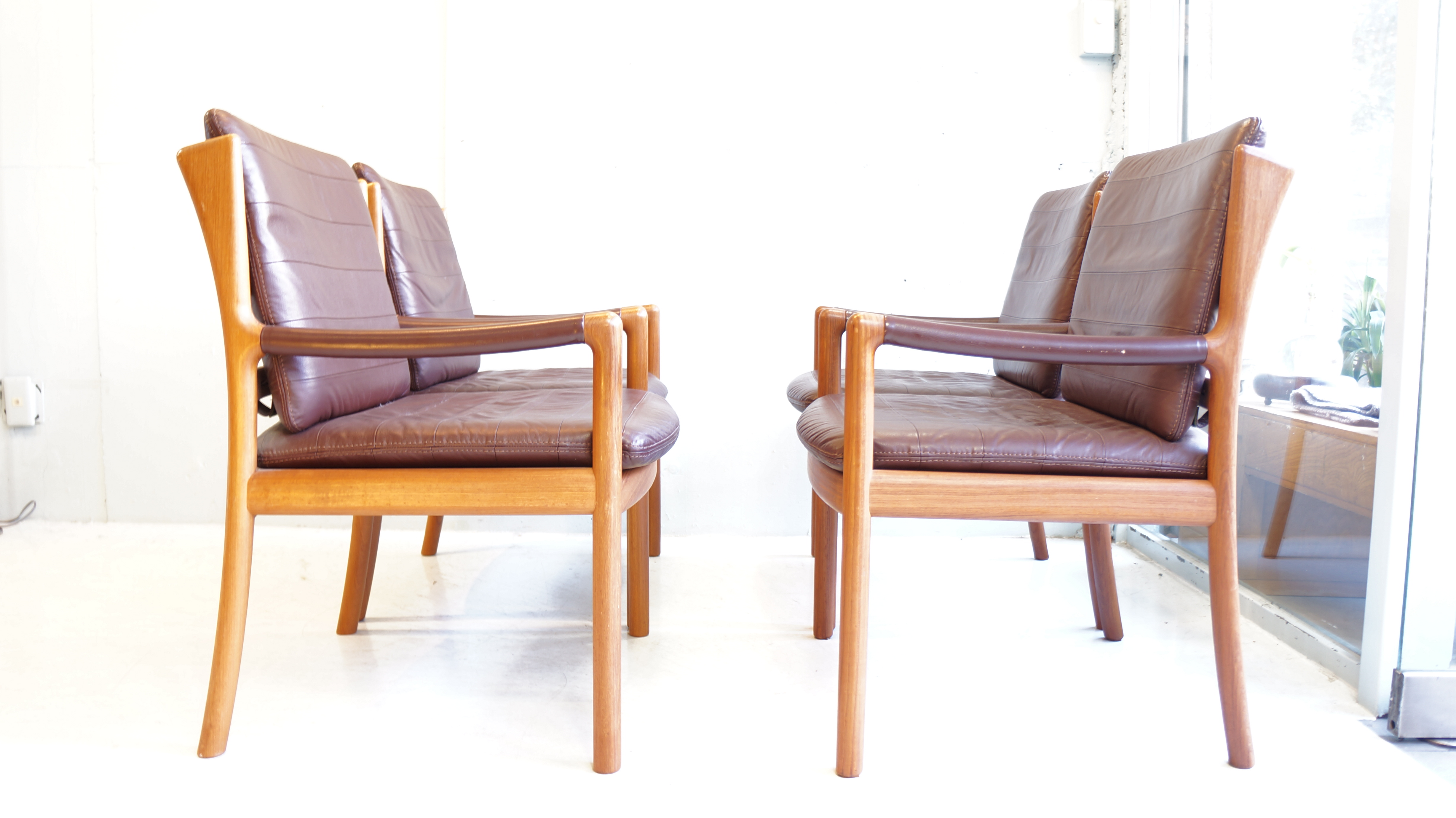 HITA KOUGEI DINING ARM CHAIR / 日田工芸 ダイニング アーム チェア