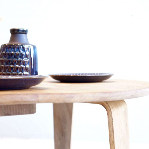Re make WOOD ROUND LOW TABLE / リメイク 丸型 ローテーブル