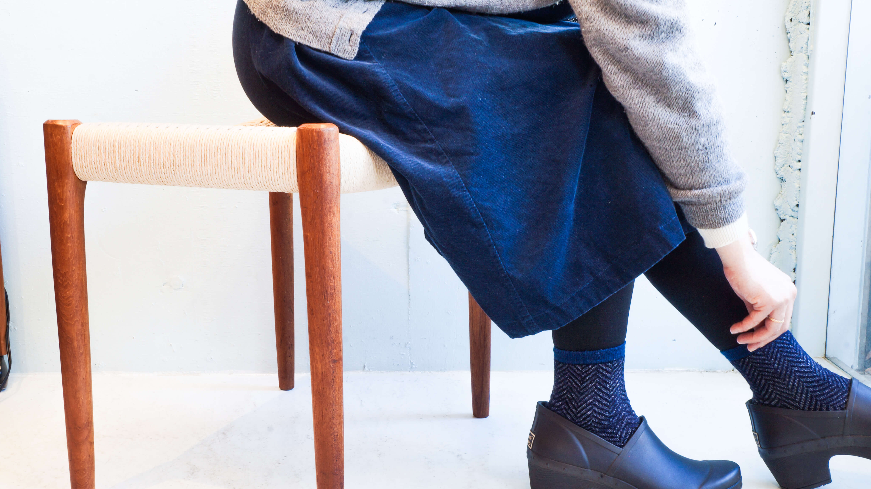 J.L MOLLER STOOL No.80A// スツール モラー デンマーク製 椅子 チェア