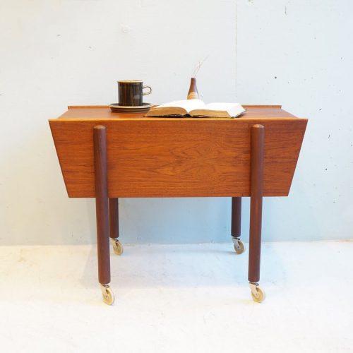 Danish Vintage Sewing Wagon/デンマークヴィンテージ ソーイングワゴン