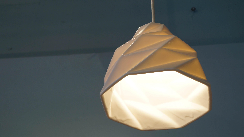 Souhougama Pendant Light / 双方窯 ペンダントライト 照明 陶器~