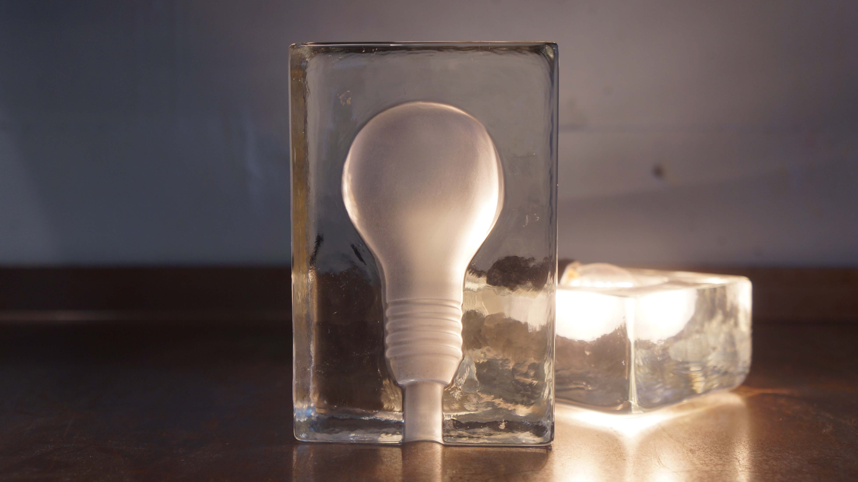 DESIGN HOUSE BLOCK LAMP MINI designed by Harri Koskinen/デザインハウス ブロックランプ ミニ ハッリ・コスキネン デザイン