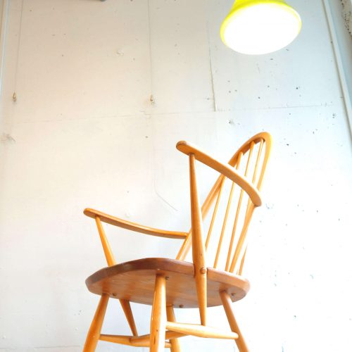ERCOL Rocking Quaker chair / アーコール ロッキング クエーカー チェア