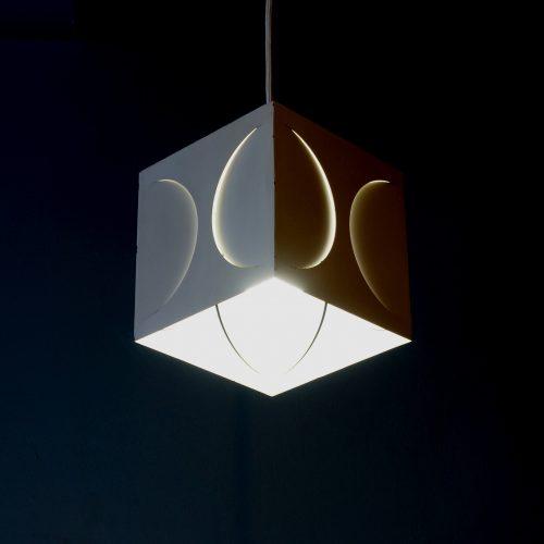 YAMAGIWA CUBIC PENDANT LIGHT / ヤマギワ キュービック ペンダント ライト