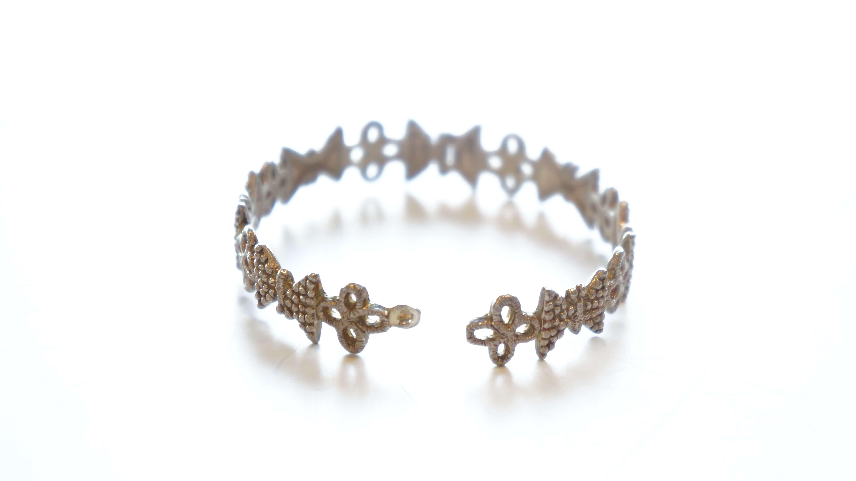 "mina perhonen ""beads garden"" bracelet/ミナペルホネン ""ビーズガーデン"" ブレスレット"
