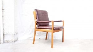 JAPAN VINTAGE HITA KOUGEI DINING ARM CHAIR / ジャパン ヴィンテージ 日田工芸 ダイニング アーム チェア