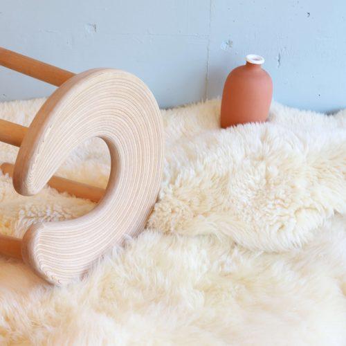 Mouton Rug / ムートン ラグ マット ファー 敷物 羊革 毛皮