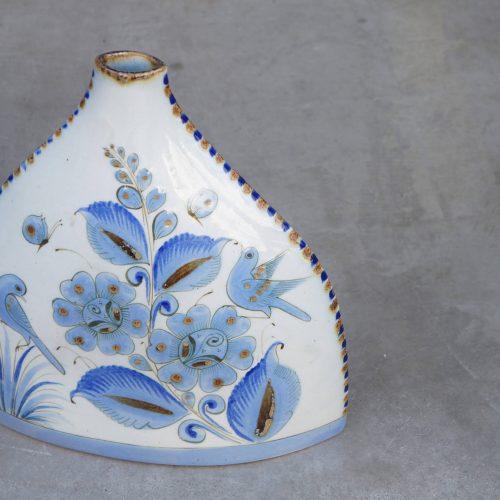 Mexico Tonala Pottery Flower Vase el palomar/メキシコ トナラ焼 花瓶 エル・パノマール