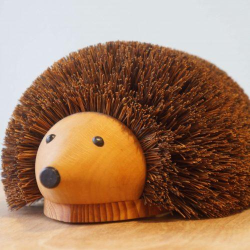 REDECKER hedgehog shoes brush/レデッカー ハリネズミのシューズブラシ