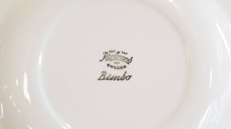Rorstrand Bimbo plate 18cm/ロールストランド ビンボ プレート 18cm