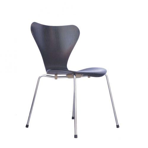 Fritz Hansen SEVEN CHAIR BLACK Design by Arne Jacobsen / フリッツ・ハンセン セブンチェア ブラック アルネ・ヤコブセン デザイン