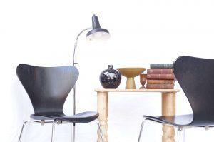 Fritz Hansen SEVEN CHAIR Colored ash BLACK / フリッツ・ハンセン セブンチェア カラードアッシュ ブラック