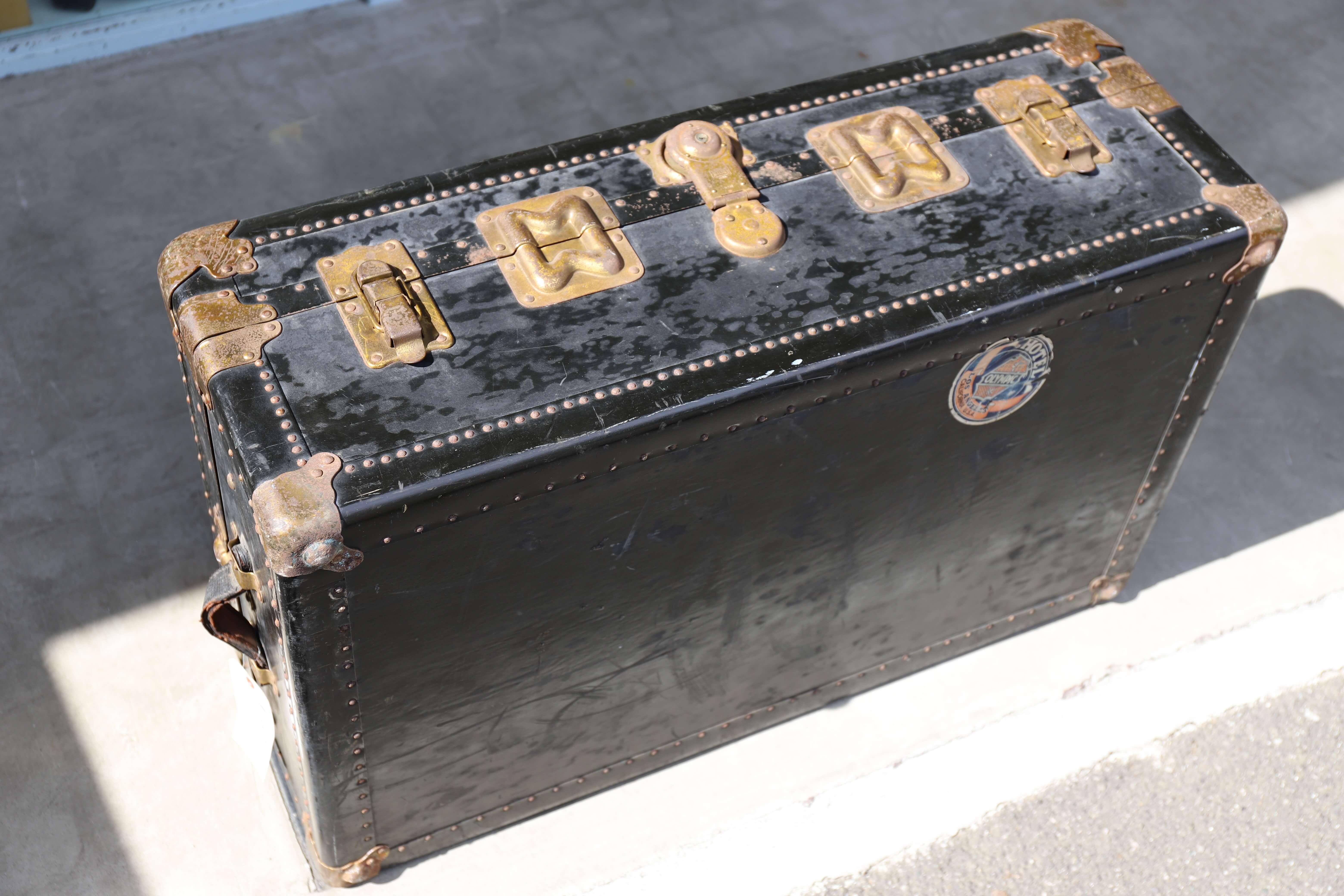 Antique Trunk / アンティーク トランク ローテーブル