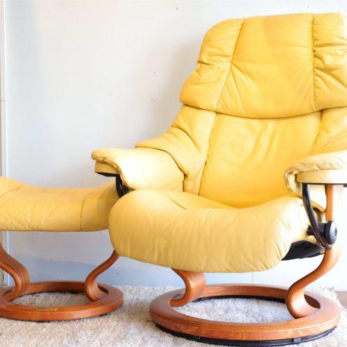 Ekornes Stressless Chair RENO /エコーネス ストレスレス チェア  レノ
