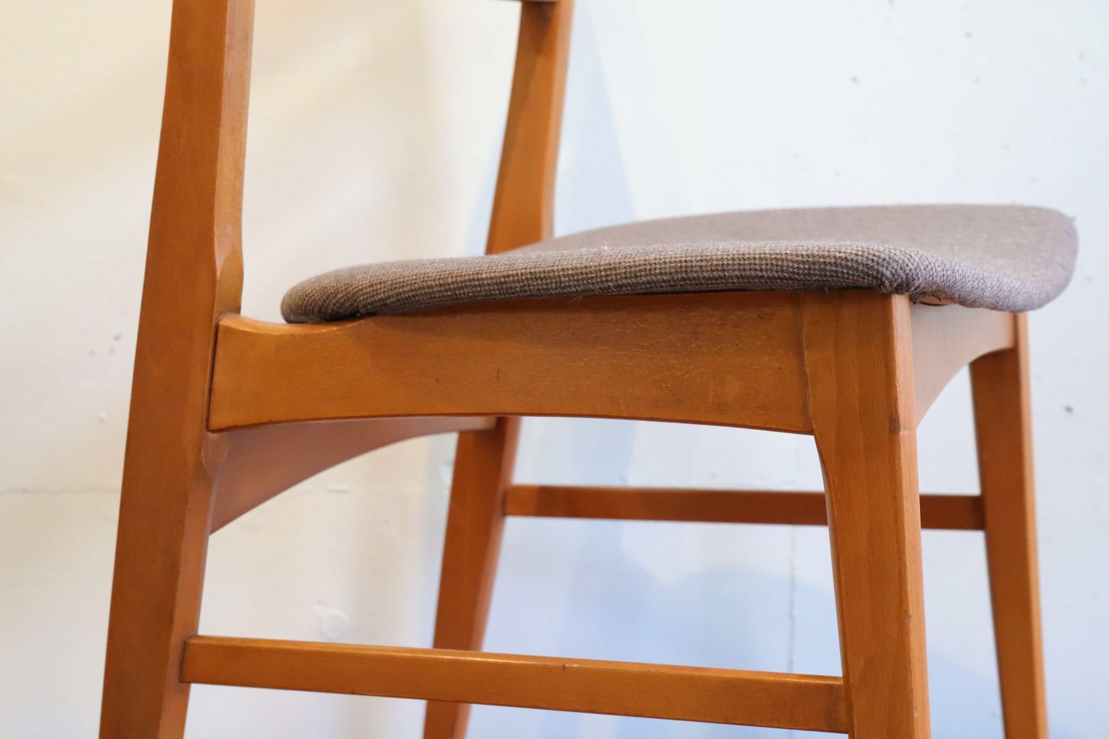 ダイニングチェア Faldsled & Mobelfabrik Dining Chair Made in Denmark 北欧家具/ デンマーク製 北欧家具