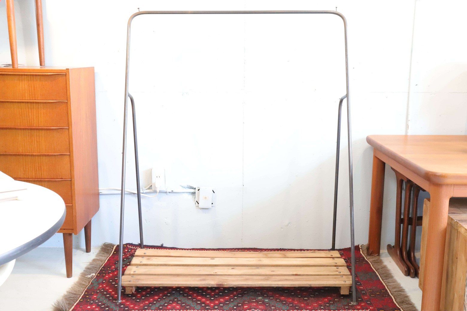 アイアンハンガーラック / Iron Hanger Rack