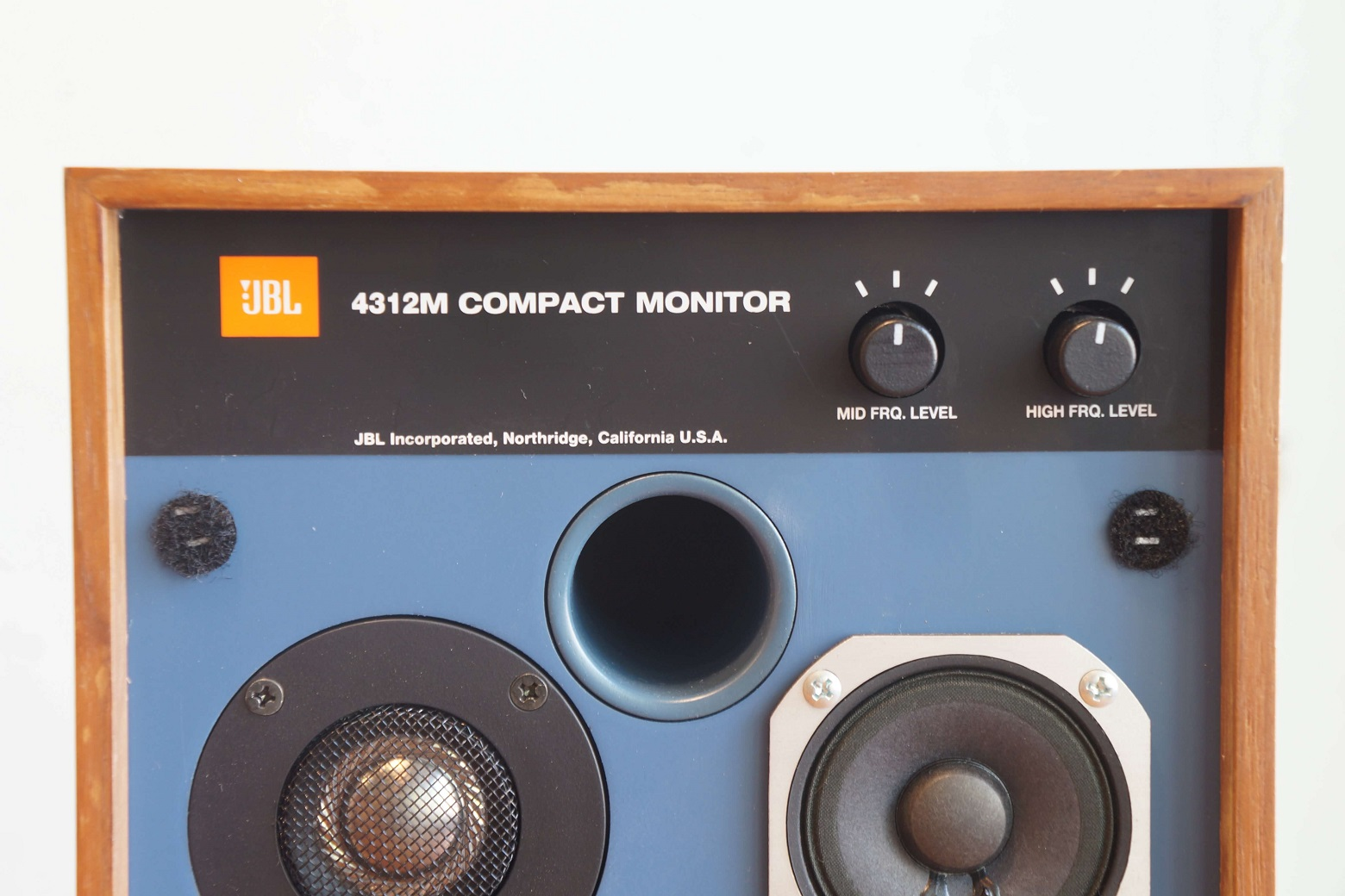 JBL compact monitor 4312M/JBL コンパクトモニター 4312M