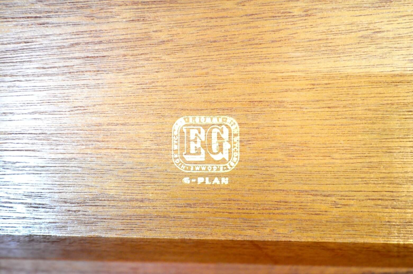 1950s vintage E GOMME G PLAN SERIES 3 Drawer CHEST / ビンテージ ジープラン チェスト