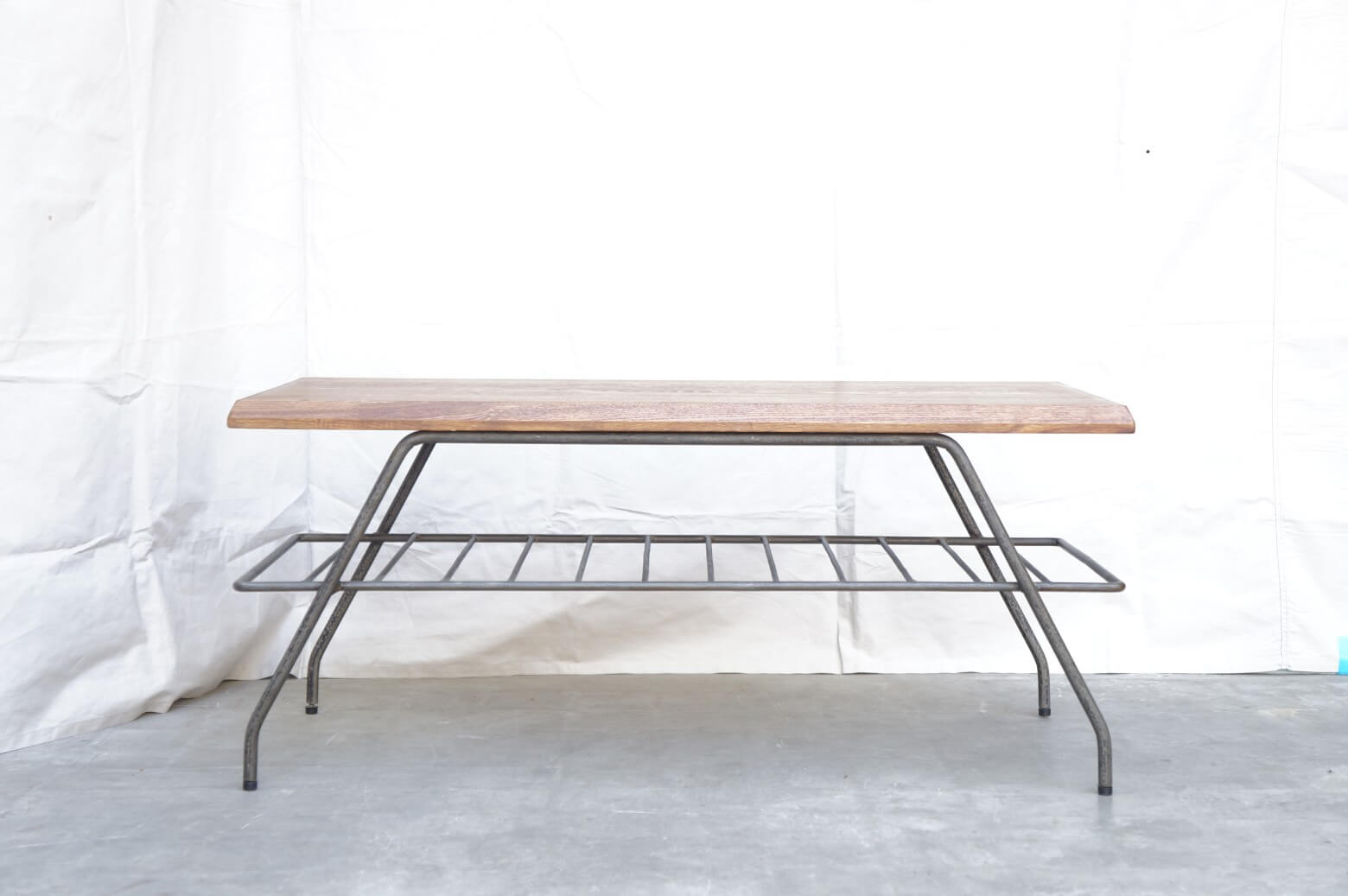 ACME Furniture BELLS FACTORY COFFEE TABLE SMALL 90cm / アクメ ファニチャー ベルズ ファクトリー コーヒーテーブル