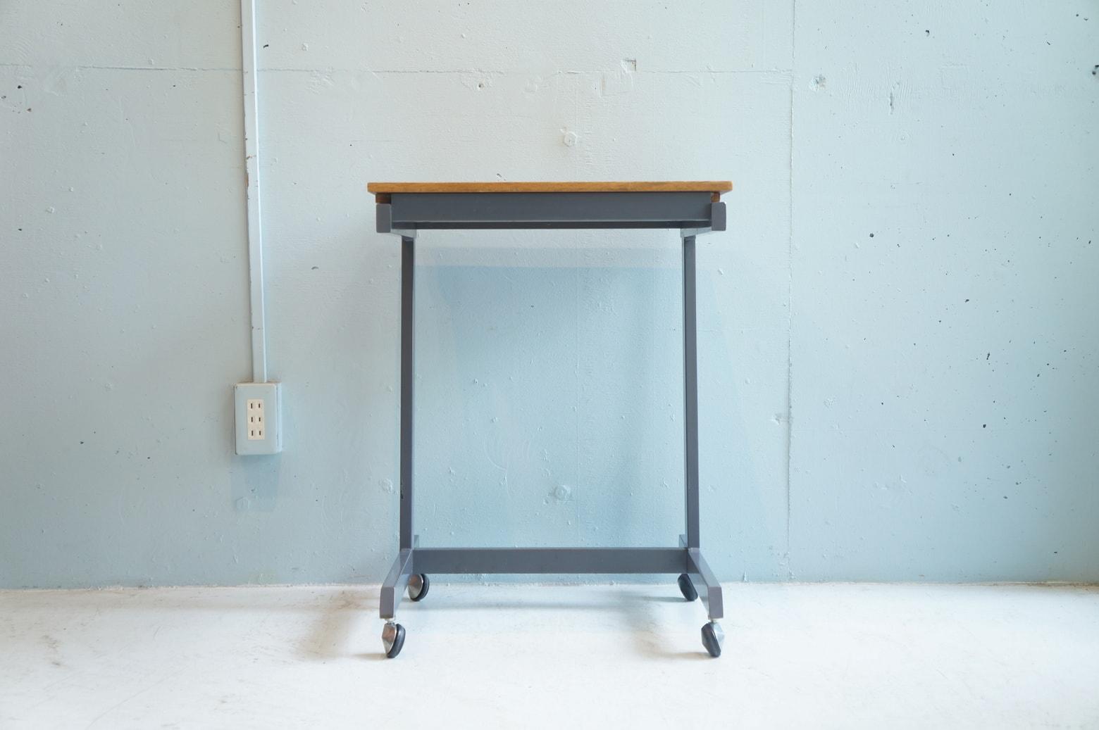 Danish Vintage Trolley Side Table/デンマーク ヴィンテージ トロリーサイドテーブル