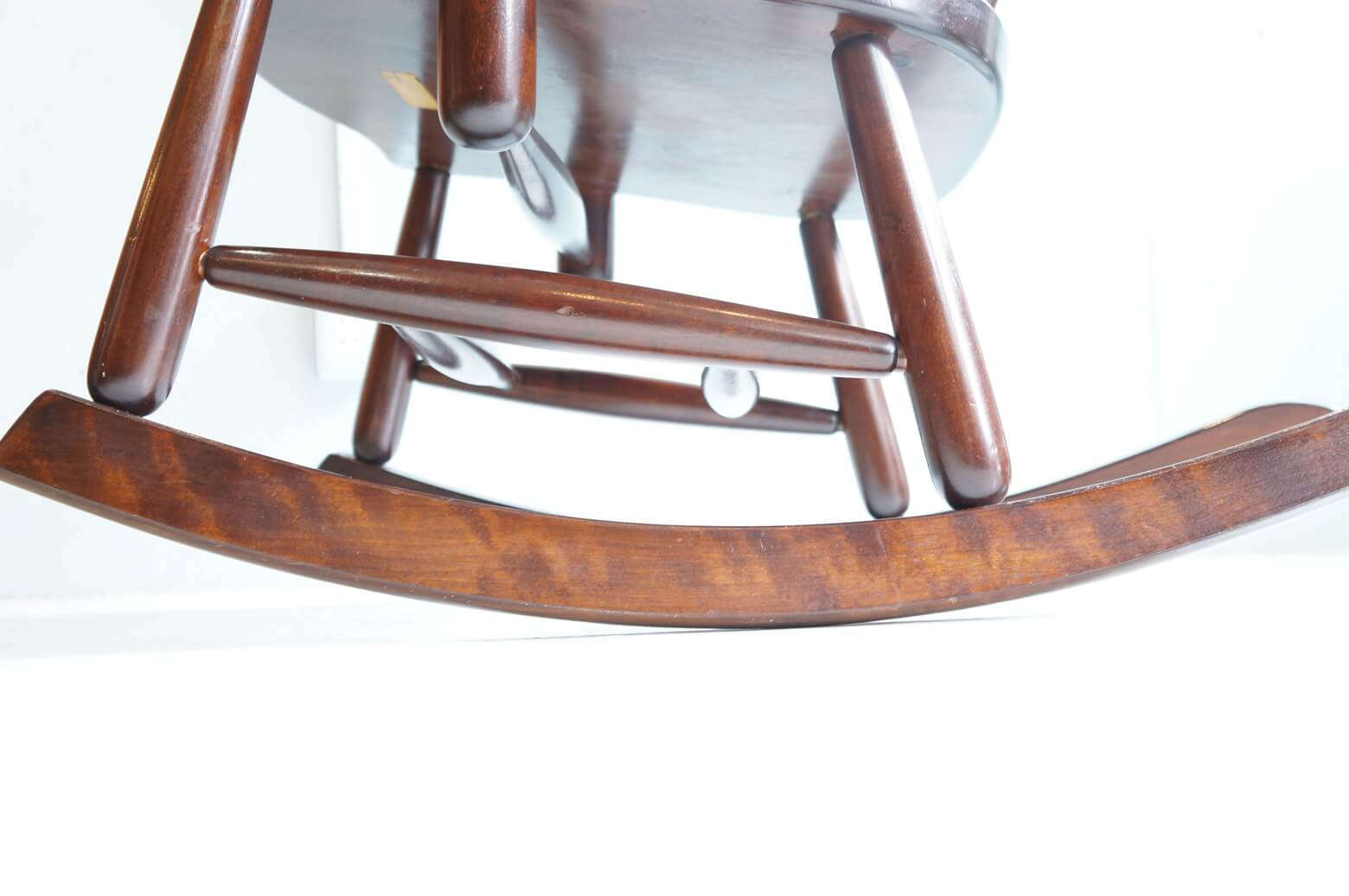 MATUMOTO MINGEI FURNITURE ROCKING CHAIR J TYPE / 松本民芸家具 J型 ロッキングチェア
