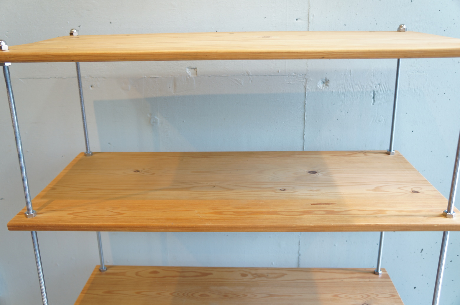 Natural Wood Remake Shelf/リメイクシェルフ