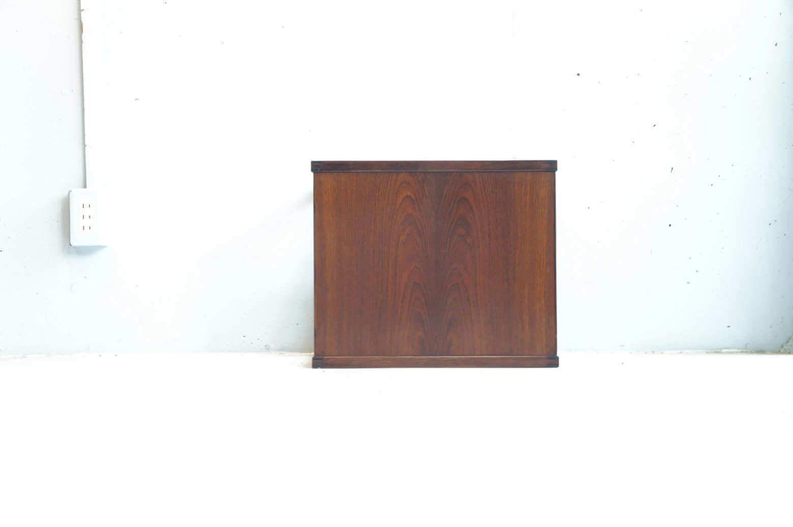 Vildbjerg Møbelfabrik Design by Kai Kristiansen Rose Wood Nesting Table One Piece / カイ クリスチャンセン デザイン ネストテーブル