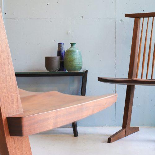 George Nakashima CN101 Conoid Chair Sakura Seisakujo/ジョージナカシマ コノイドチェア 桜製作所