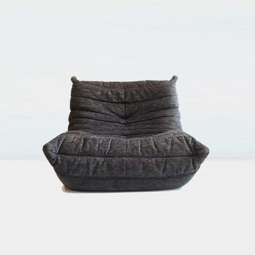 ligne roset TOGO 1P sofa gray/リーン・ロゼ トーゴ 1P ソファ グレー