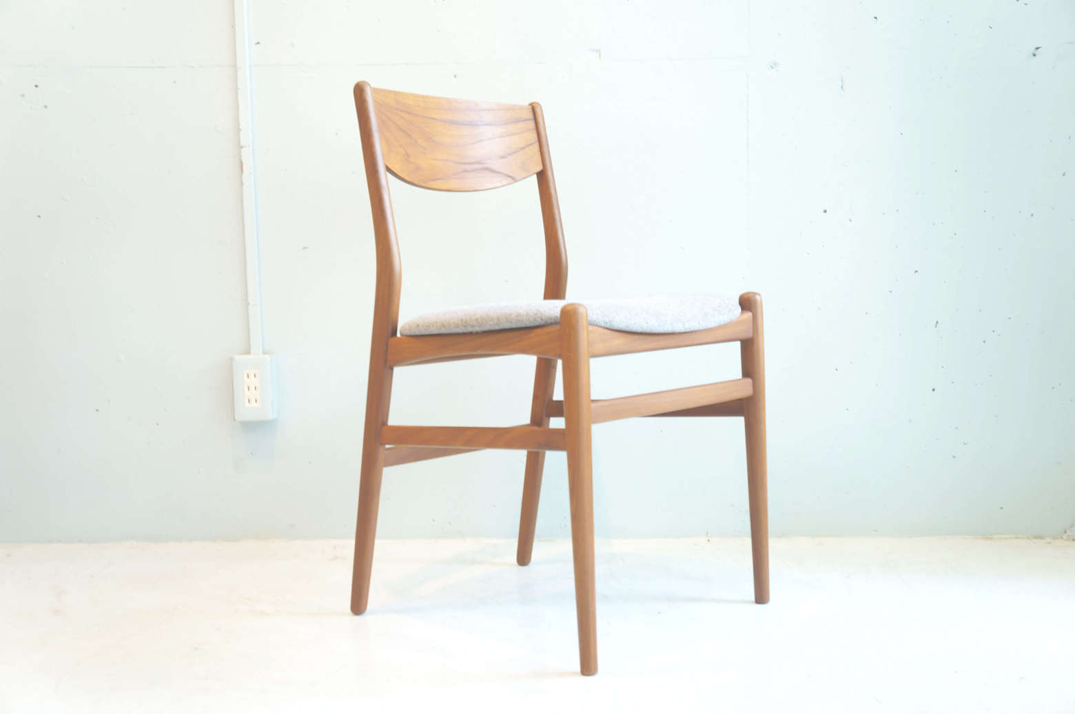 Danish Vintage Dining Chair/デンマーク ヴィンテージ ダイニングチェア 1