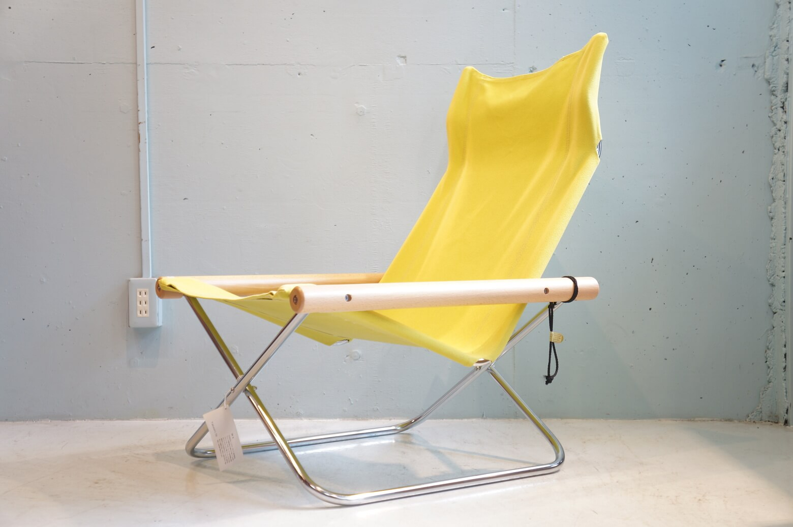 Ny Chair Light Green/ニーチェア ライトグリーン
