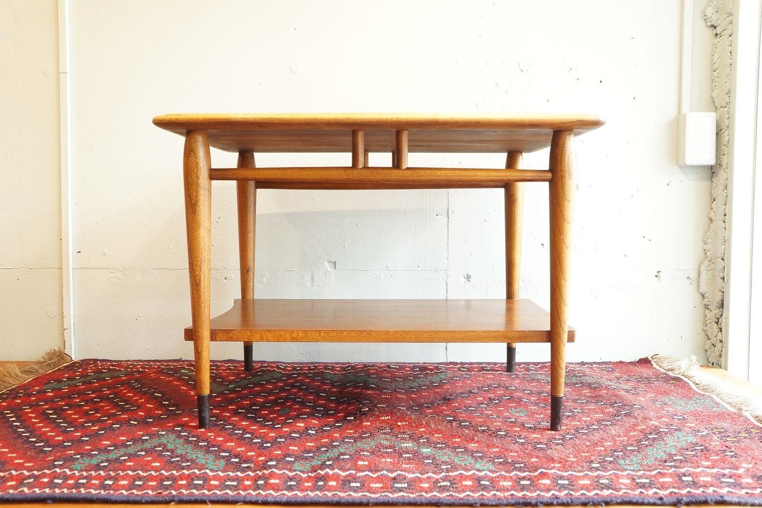 50's US vintage LANE ACCLAIM side table/50年代 アメリカヴィンテージ レーン アクレーム サイドテーブル