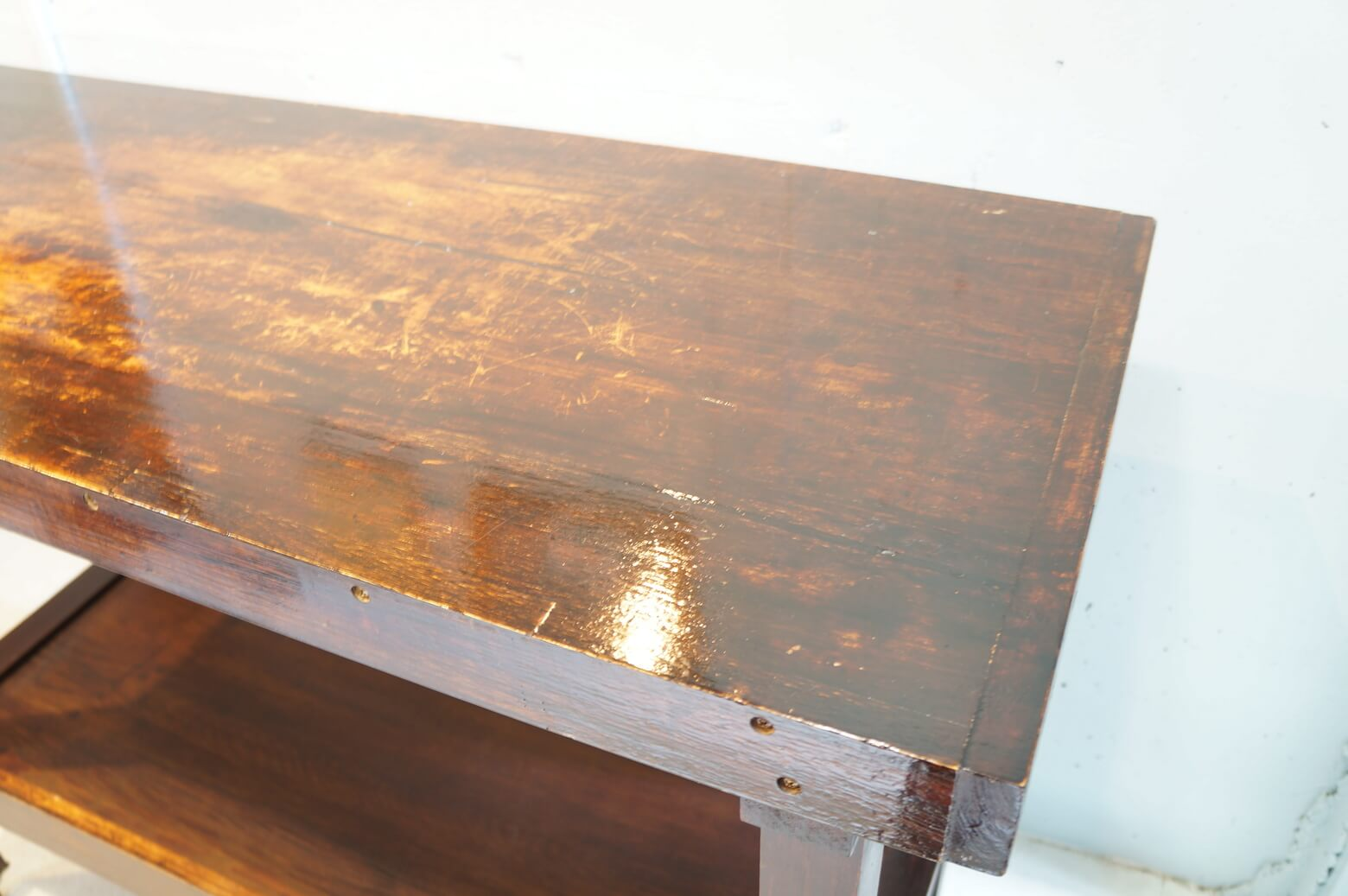 Wooden Counter/木製 カウンター