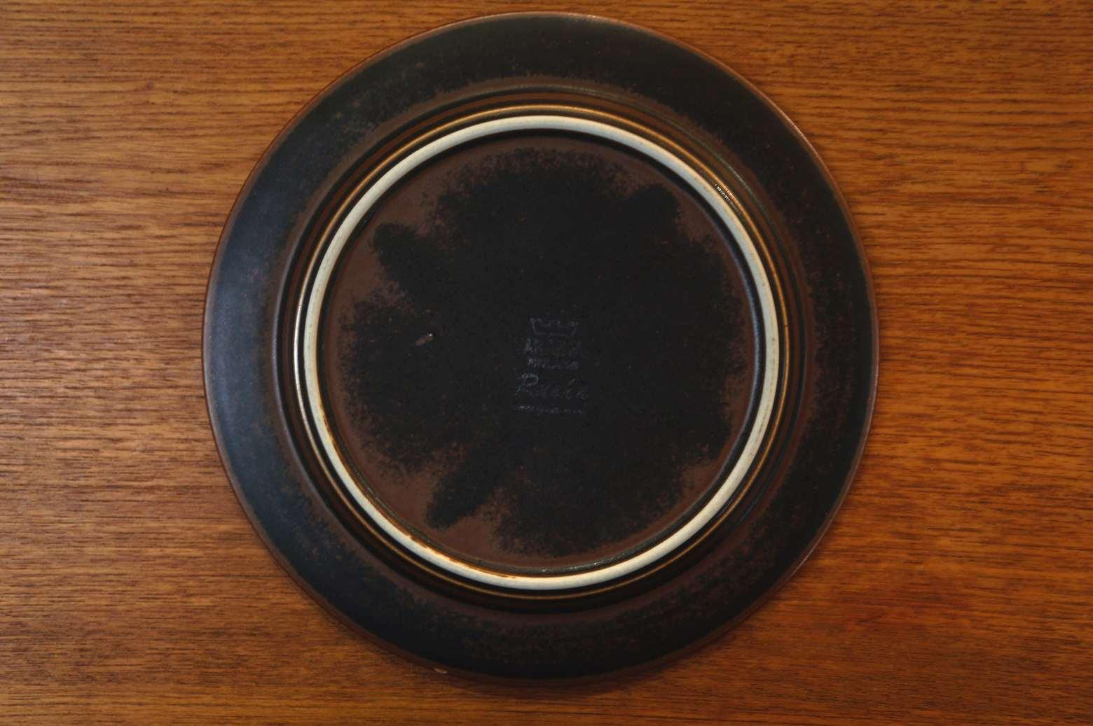 ARABIA Ruska Plate 20cm/アラビア ルスカ プレート 20cm 2