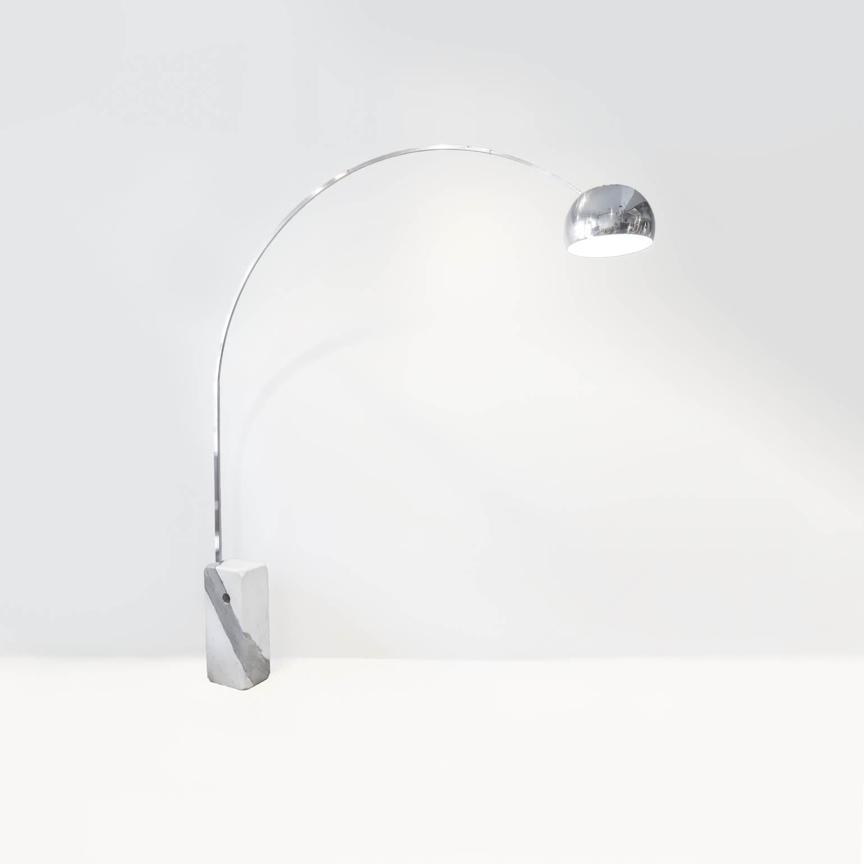 Flos Floor Lamp Arco