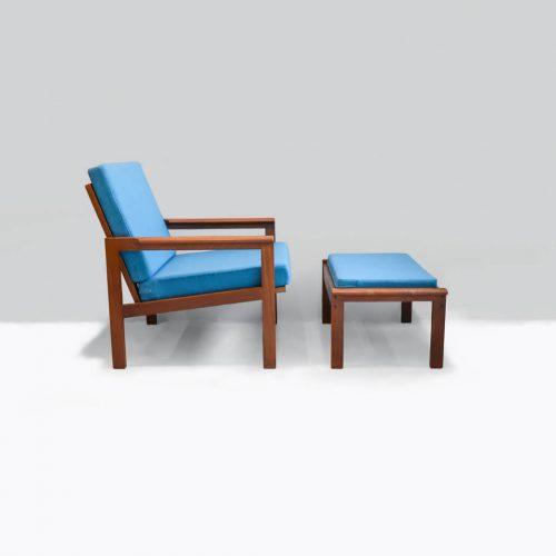 N.Eilersen Easy Chair Capella Illum Wikkelso/アイラーセン イージーチェア カペラ イルム・ヴィケルソー