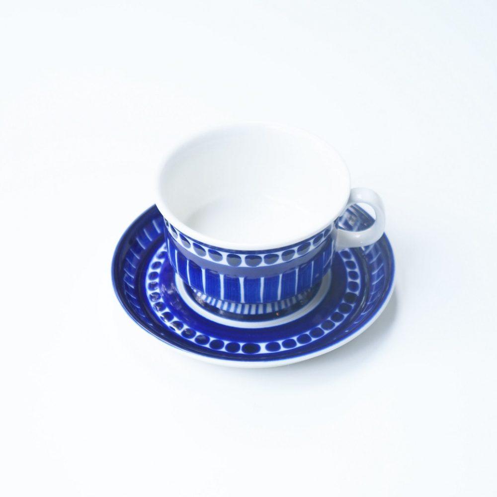 ARABIA Valencia Tea Cup&Saucer/アラビア バレンシア ティーカップ&ソーサー 2