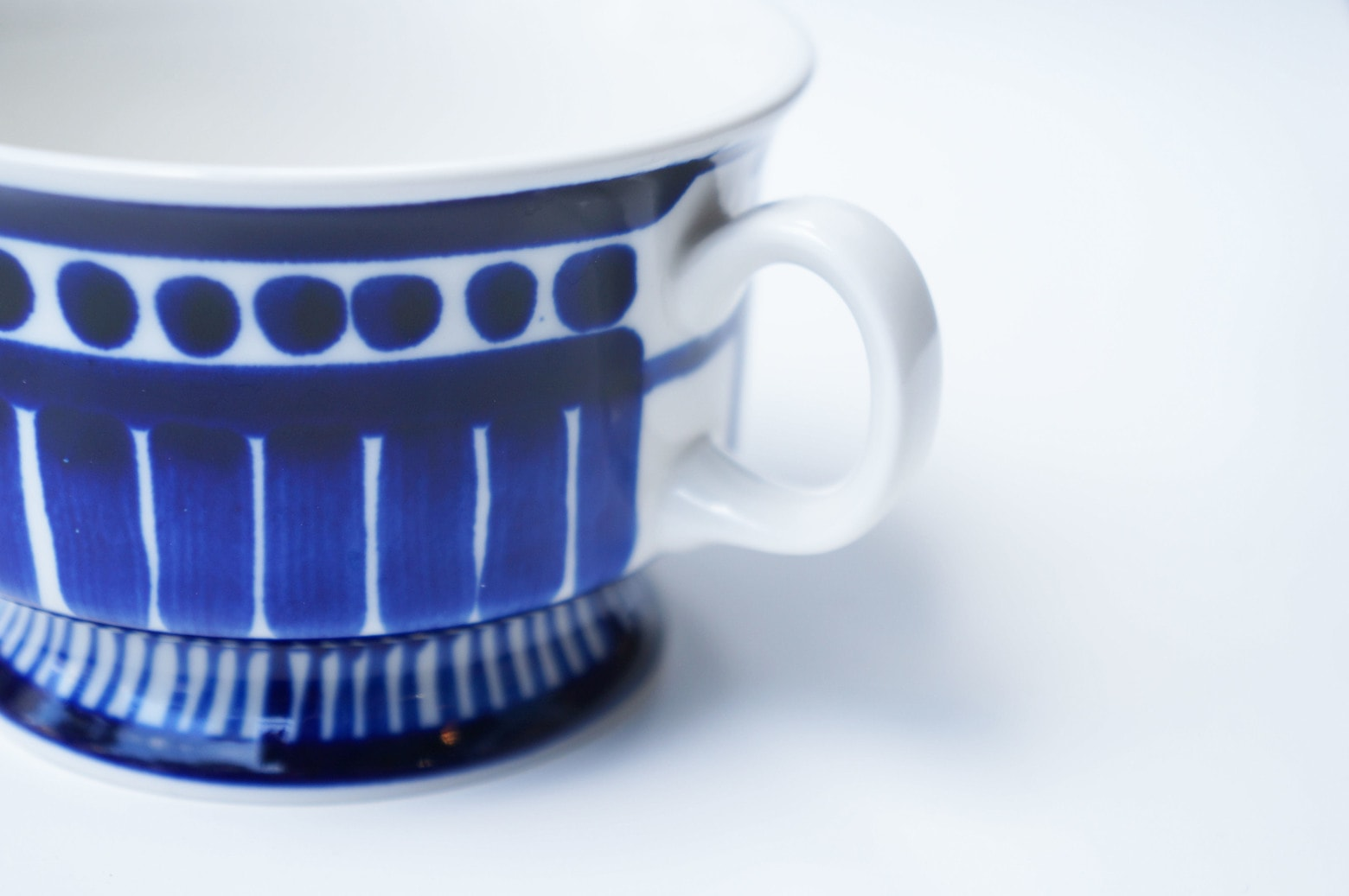ARABIA Valencia Tea Cup&Saucer/アラビア バレンシア ティーカップ&ソーサー 1