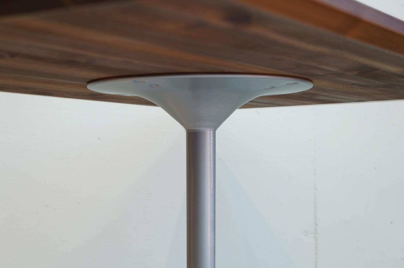 Iron Leg × Wood Cafe Table/鉄脚 × 木 カフェテーブル