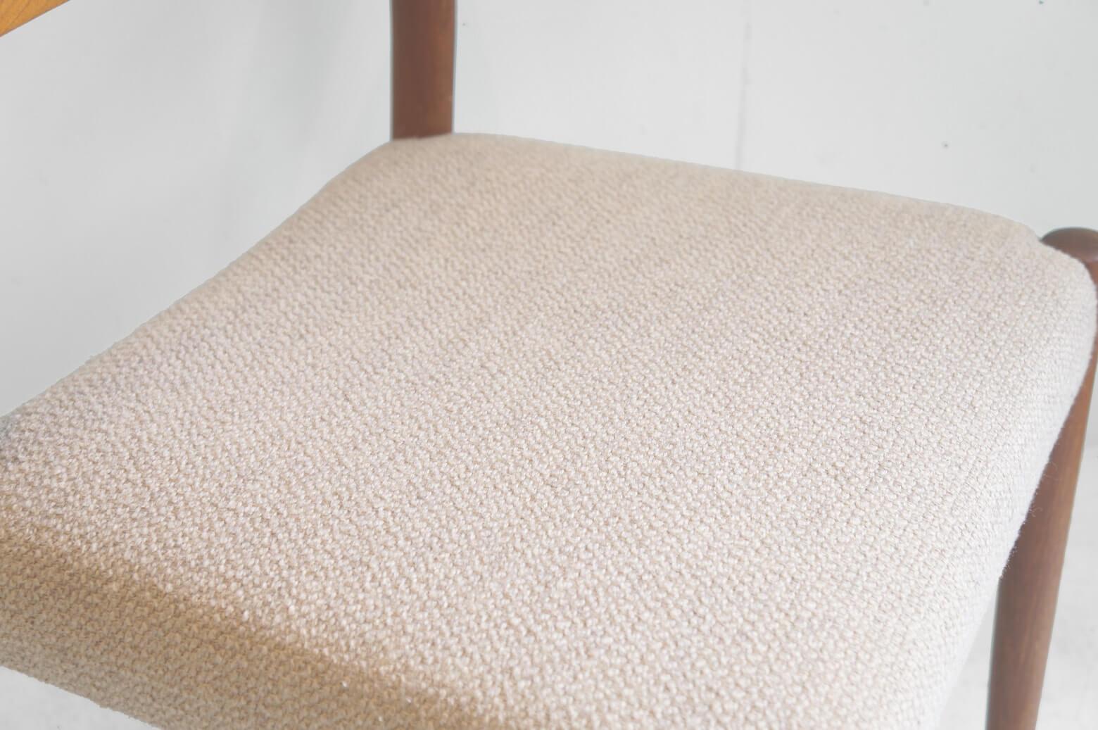 Aobayashi Seisakujo Teakwood Dining Chair/青林製作所 チーク材 ダイニングチェア 2